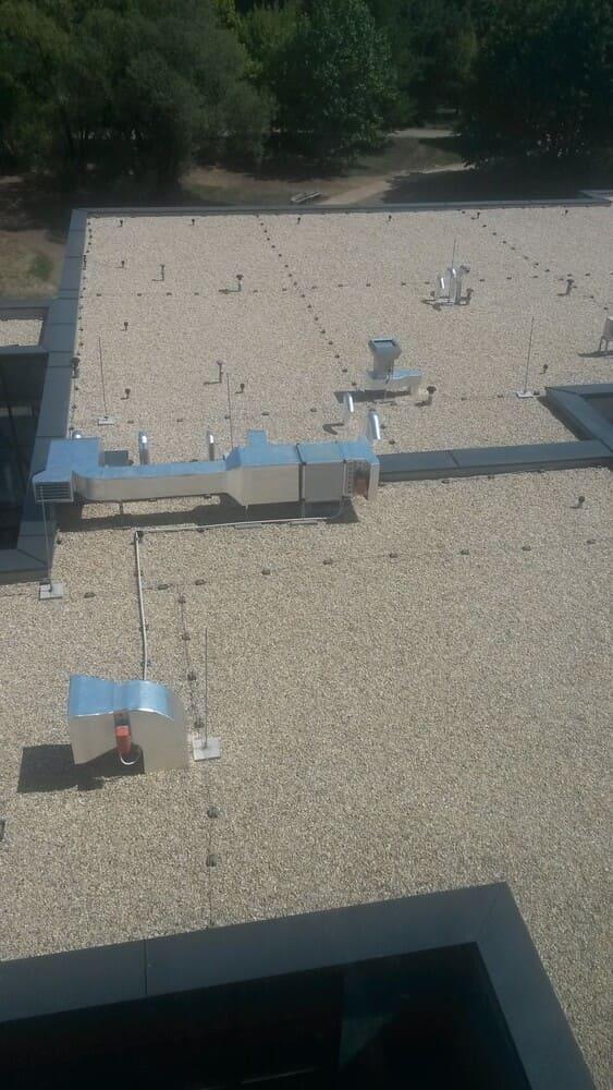 tepelné izolácie plochej strechy